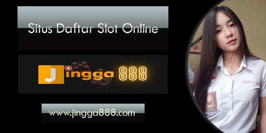 Situs Daftar Slot Online